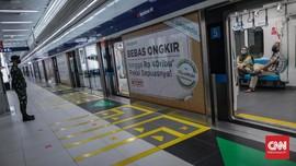 MRT Ubah Jadwal Antar-Kereta Jadi 10 Menit Mulai Hari Ini