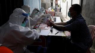 Aduan Soal Penanganan Pandemi di Banten Tertinggi Nasional