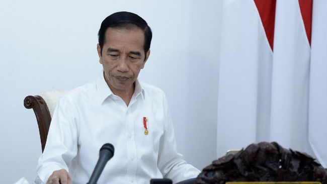 Presiden Joko Widodo membuka ratas, Rabu (27/5) / FOTO: Kris-Biro Setpres
