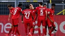 Bayern Hanya Butuh Sembilan Poin untuk Amankan Gelar Juara