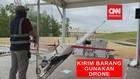 VIDEO: Pengiriman Barang Menggunakan Drone