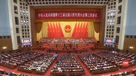 VIDEO: Parlemen China Setujui UU Keamanan Nasional Hong Kong