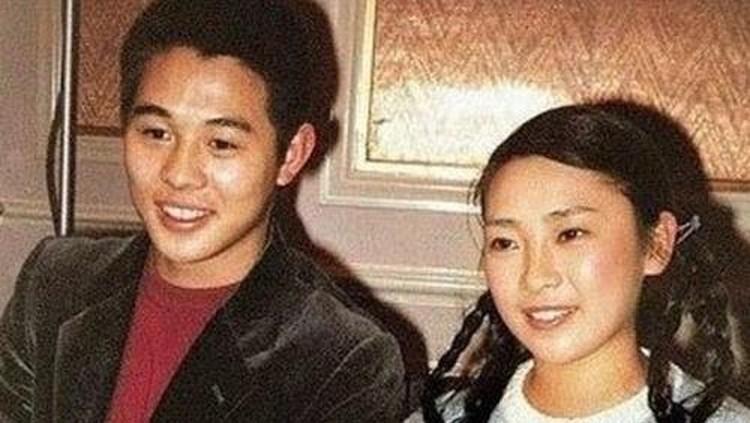 Jet Li dan istri pertamanya