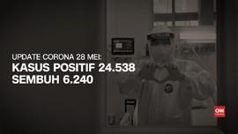 VIDEO: Kasus Positif Corona Tembus 24 Ribu, Sembuh 6.240