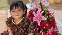 <p>Kata sang ibu, Gaia sangat merindukan neneknya. Gadis kecilnya Ibas ini suka sekali melihat video kebersamaannya dengan Memo. (Foto: Instagram @ruby_26)</p>