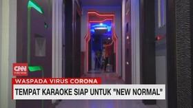 VIDEO: Tempat Karaoke Siap untuk New Normal