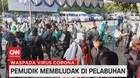 VIDEO: Pemudik Membludak di Pelabuhan