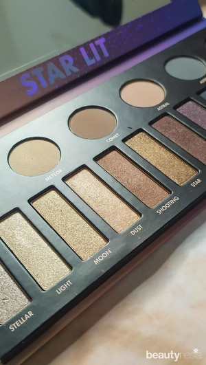 Eyeshadow palette STAR LIT Make Up For Ever