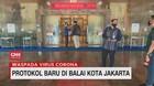 VIDEO: Protokol Baru di Balai Kota Jakarta