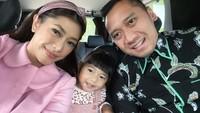 <p>Si bungsu berjenis kelamin perempuan. Namanya Gayatri Idalia Yudhoyono atau biasa disapa Gaia. (Foto: Instagram @ruby_26)</p>