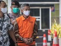 Wahyu Didakwa Terima Rp500 Juta dari Gubernur Papua Barat