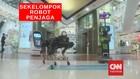 VIDEO: Sekelompok Robot Akan Sapa Pengunjung Mal