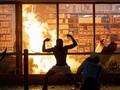 FOTO: Gelombang Protes di AS usai Kematian George Floyd