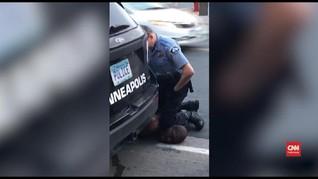 VIDEO: Polisi Penindak George Floyd Dipecat