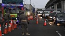 Arus Balik, Polisi Tolak 5.363 Kendaraan Masuk Jabar
