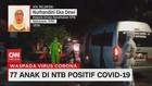 VIDEO: 77 Anak di NTB Positif Covid-19