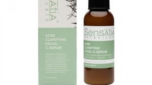 Sensatia Botanicals Acne Clarifying Facial C-Serum
