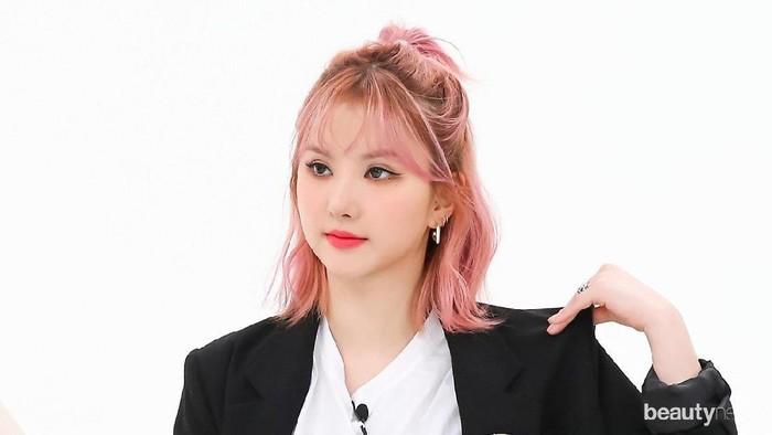 Penampilan Flawless Eunha GFRIEND dengan 7 Gaya Rambut Pendek Berbeda