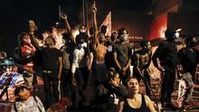 Sejumlah Jurnalis Peliput Demo George Floyd Alami Kekerasan