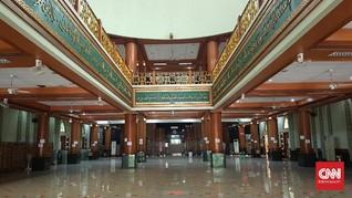 Masjid Agung Al Barkah Bekasi Gelar Salat Jumat Siang Ini