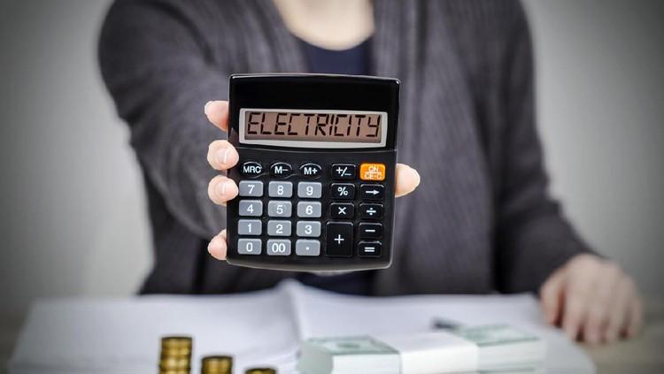 Ilustrasi biaya listrik