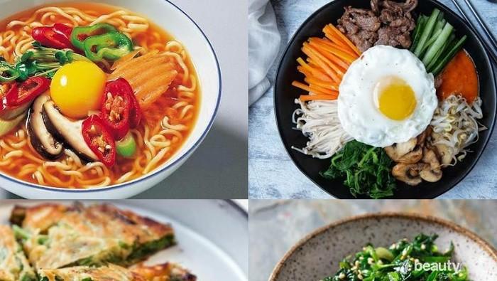 Makanan Korea Ini Ternyata Mirip dengan Makanan Indonesia Lho!