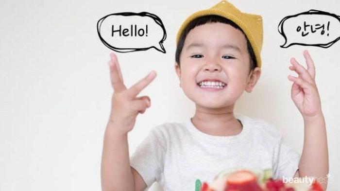 Anak Tumbuh dengan 2 Bahasa, Apakah Bisa?
