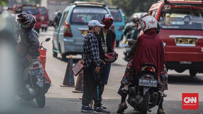 Lalu Lintas Jakarta Kembali Ramai Jelang PSBB Berakhir