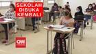 VIDEO: Pemerintah Kembali Buka Sekolah