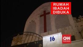 VIDEO: 5 Juni Rumah Ibadah Mulai Dibuka di Yordania
