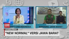 VIDEO: Penanganan Pengendalian Covid-19 di Jawa Barat