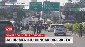 VIDEO: Jalur Menuju Puncak Diperketat