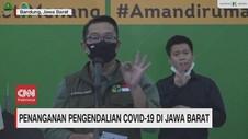VIDEO: Ridwan Kamil: Hari Ini Jawa Barat Nol Zona Merah