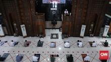Menag Belum Putuskan, Sejumlah Masjid Gelar Salat Jumat