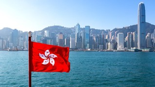 Resesi Hong Kong Berlanjut di Tengah Pandemi Corona