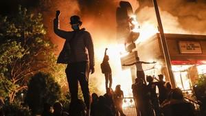 Buntut Aksi Rusuh, Trump Masukkan Antifa ke Daftar Teroris