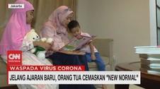 VIDEO: Jelang Ajaran Baru, Orang Tua Cemaskan 'New Normal'