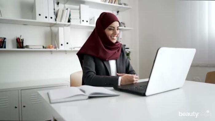 Panduan Memilih Style Hijab Simple untuk Online Meeting
