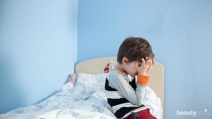 Langkah Tepat Membiasakan Anak Tidur Sendiri
