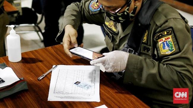 Jelang Larangan Mudik, Polisi Sisir Peredaran Surat Covid-19
