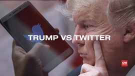 VIDEO: Trump Ancam Tutup Twitter