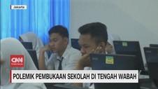 VIDEO: Polemik Pembukaan Sekolah Ketika Pandemi