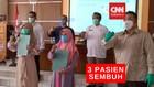VIDEO: 3 Pasien Covid-19 Sembuh di Tasikmalaya