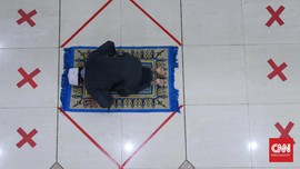 Masjid Al Markaz KembalI Dibuka dan Gelar Salat Jumat Besok