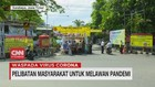 VIDEO: Warga Bantu Pemkot Surabaya Atasi Corona