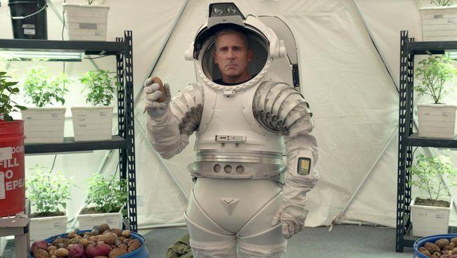 Layanan streaming Neflix akan melanjutkan serial Space Force ke musim kedua. Kabar tersebut telah dikonfismasi oleh Variety.