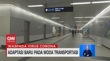 VIDEO: Adaptasi Baru Pada Moda Transportasi