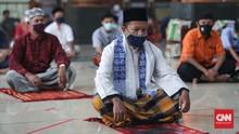 Protokol Kesehatan Rumah Ibadah selama PSBB Transisi Jakarta