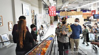 Pedagang Reaktif Rapid Test, Pasar-Mal di Solo Terancam Tutup