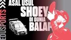 Edusports: Asal Usul Shoey di Dunia Balap